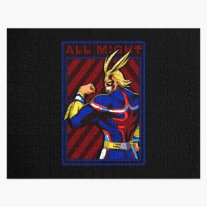 ALL MIGHT BNHA Jigsaw Puzzle RB0605 product Offical Anime Puzzles Merch
