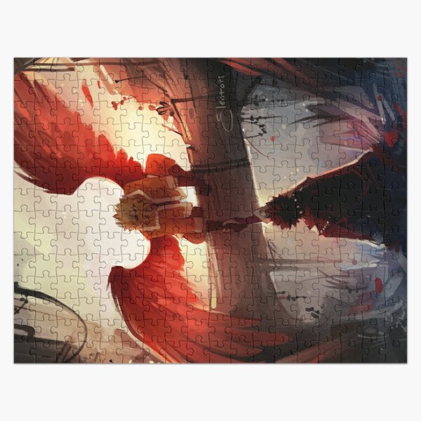 Don't Let Me Down Jigsaw Puzzle RB0605 product Offical Anime Puzzles Merch