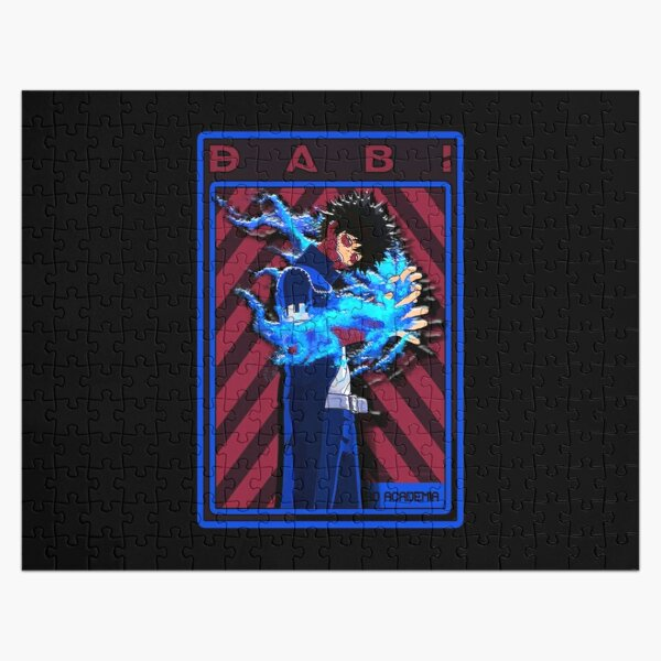 DABI I BNHA Jigsaw Puzzle RB0605 product Offical Anime Puzzles Merch