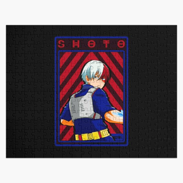 SHOTO II BNHA Jigsaw Puzzle RB0605 product Offical Anime Puzzles Merch