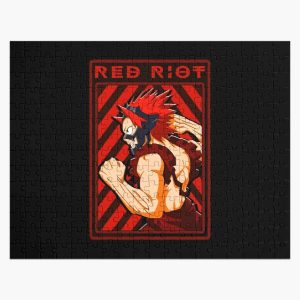 RED RIOT II BNHA Jigsaw Puzzle RB0605 product Offical Anime Puzzles Merch