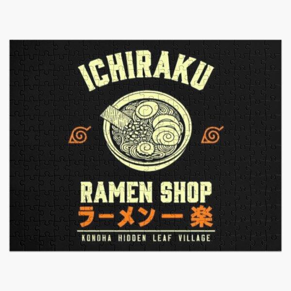Ichiraku Ramen Shop Jigsaw Puzzle RB0605 product Offical Anime Puzzles Merch