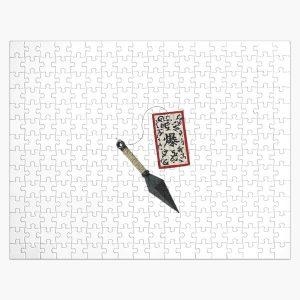 Explosive Tag render Kibaku Kunai anime kawaii Jigsaw Puzzle RB0605 product Offical Anime Puzzles Merch