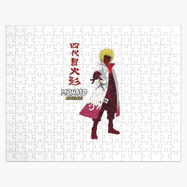 Yellow Flash  Jigsaw Puzzle RB0605 product Offical Anime Puzzles Merch