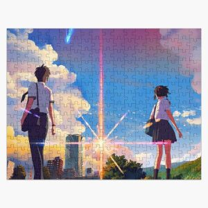Kimmi no na wa// your name anime  Jigsaw Puzzle RB0605 product Offical Anime Puzzles Merch