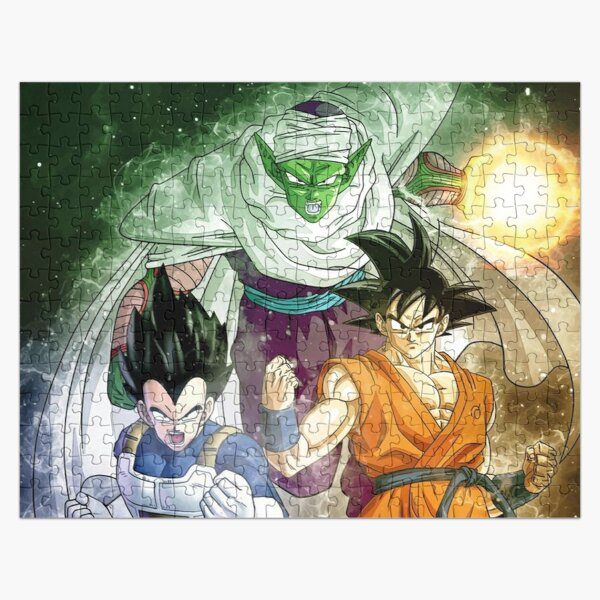 DBZ+Friday 18 Jigsaw Puzzle RB0605 product Offical Anime Puzzles Merch