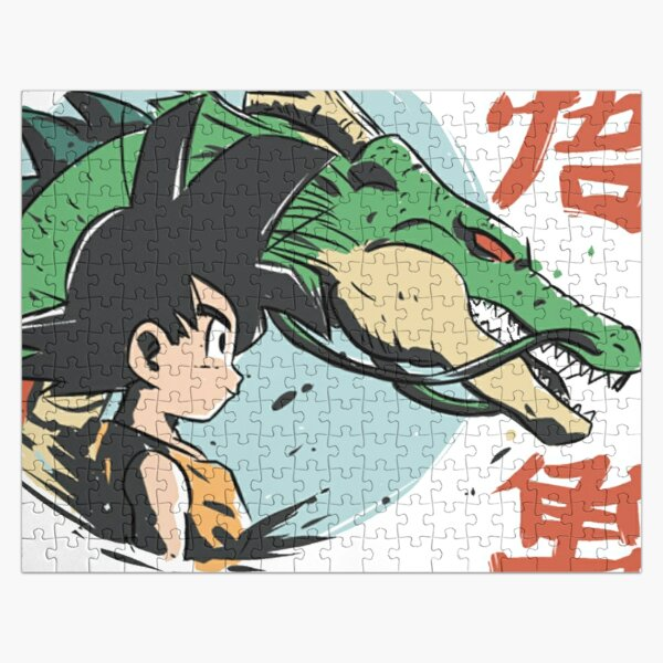 Goku - Dragon Ball Jigsaw Puzzle RB0605 product Offical Anime Puzzles Merch