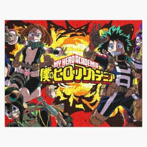 Boku No Hero Academia Jigsaw Puzzle RB0605 product Offical Anime Puzzles Merch